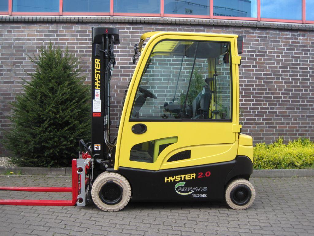 Hyster J 2.0 XN Elektro 4 Rad-Stapler agravis-stapler.de