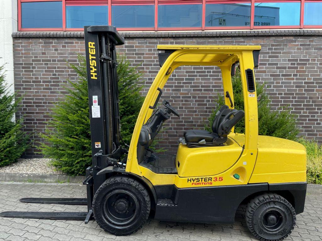 Hyster H 3.5 FT Dieselstapler agravis-stapler.de