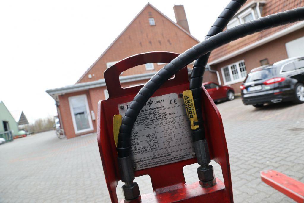 Durwen-TGZ 35.1350-Ausschubgabel-www.heftruckcentrumemmen.nl