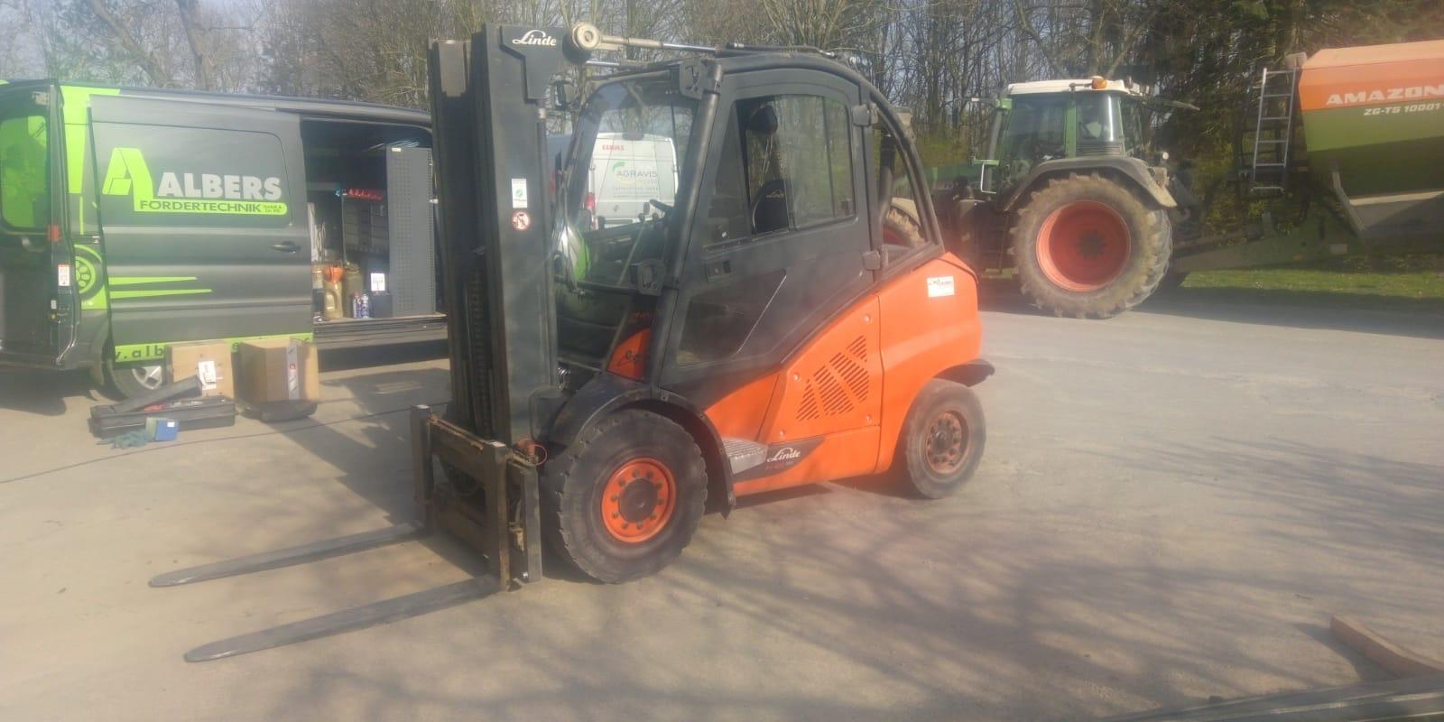 Linde-H 45 D 02 -Dieselstapler-http://www.heftruckcentrumemmen.nl
