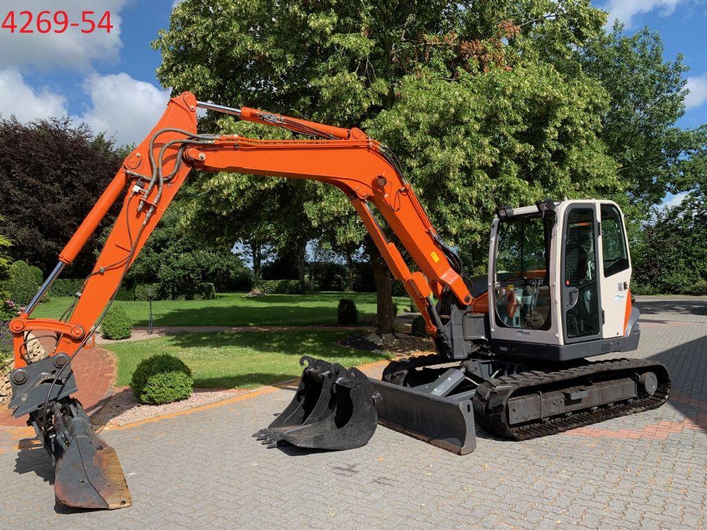 Kubota-KX080 3A-Minibagger-http://www.albers-gabelstapler.de