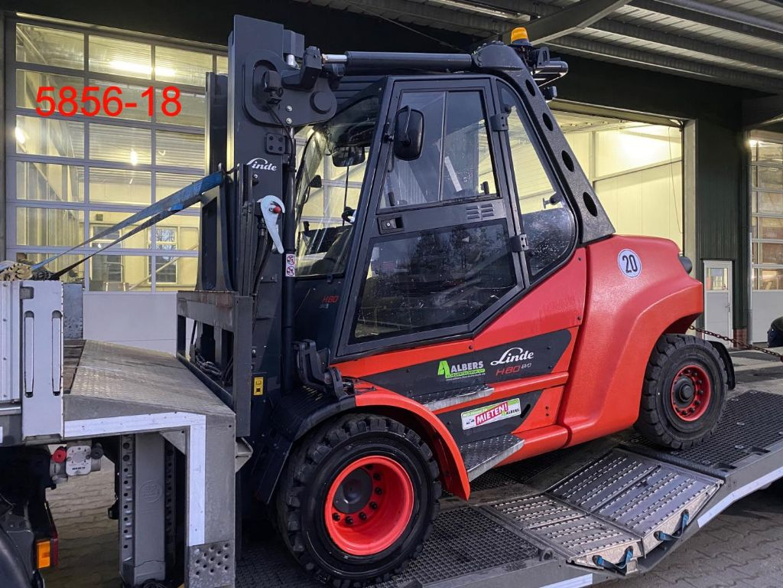 Linde-H 80 D 03 900 EVO-Dieselstapler-http://www.heftruckcentrumemmen.nl