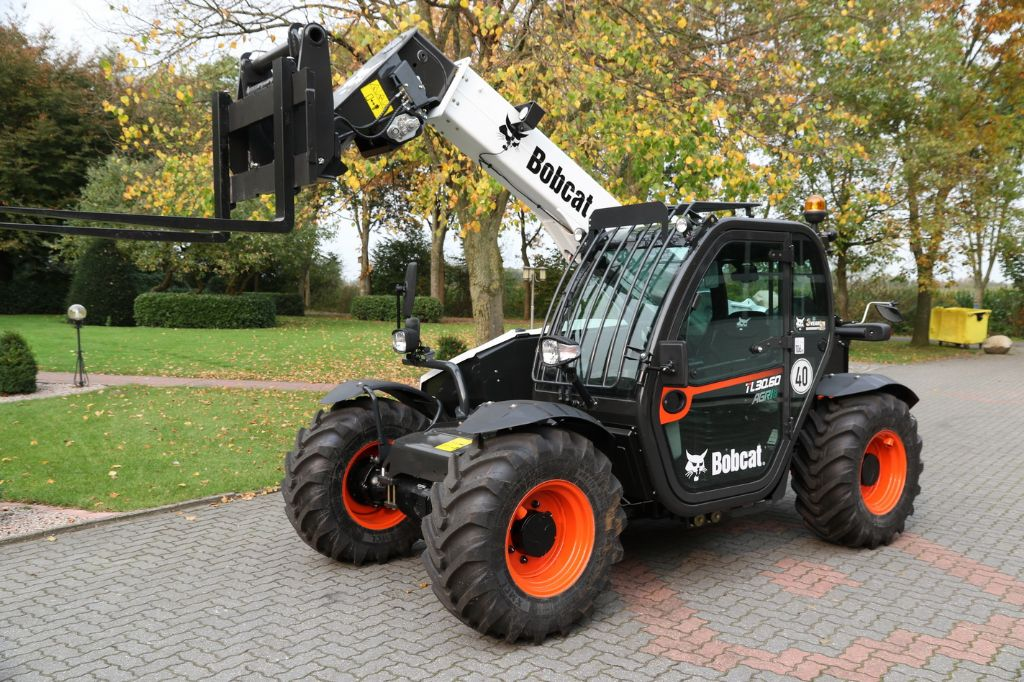 Bobcat-TL 3060 Agri 100 IV-Teleskopstapler starr-http://www.albers-gabelstapler.de