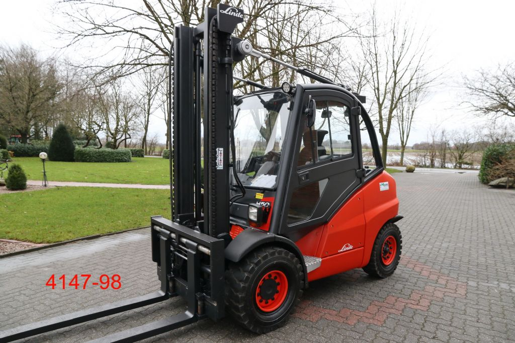 Linde-H 50 D-Dieselstapler-http://www.albers-gabelstapler.de