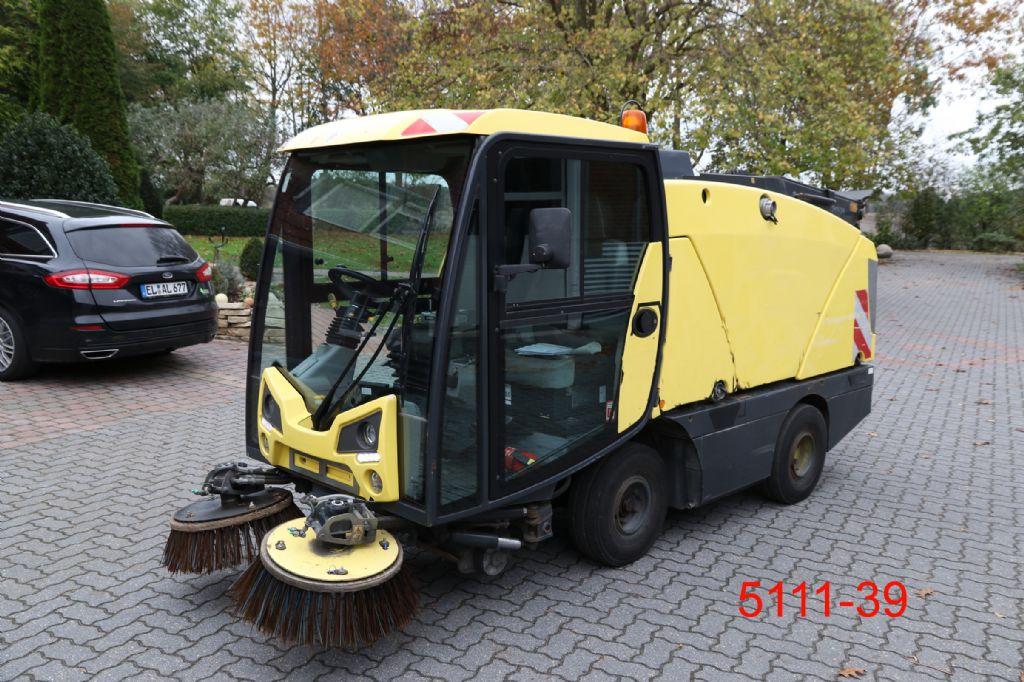 Johnston-CX 201-Straßenreinigungsmaschine-http://www.albers-gabelstapler.de