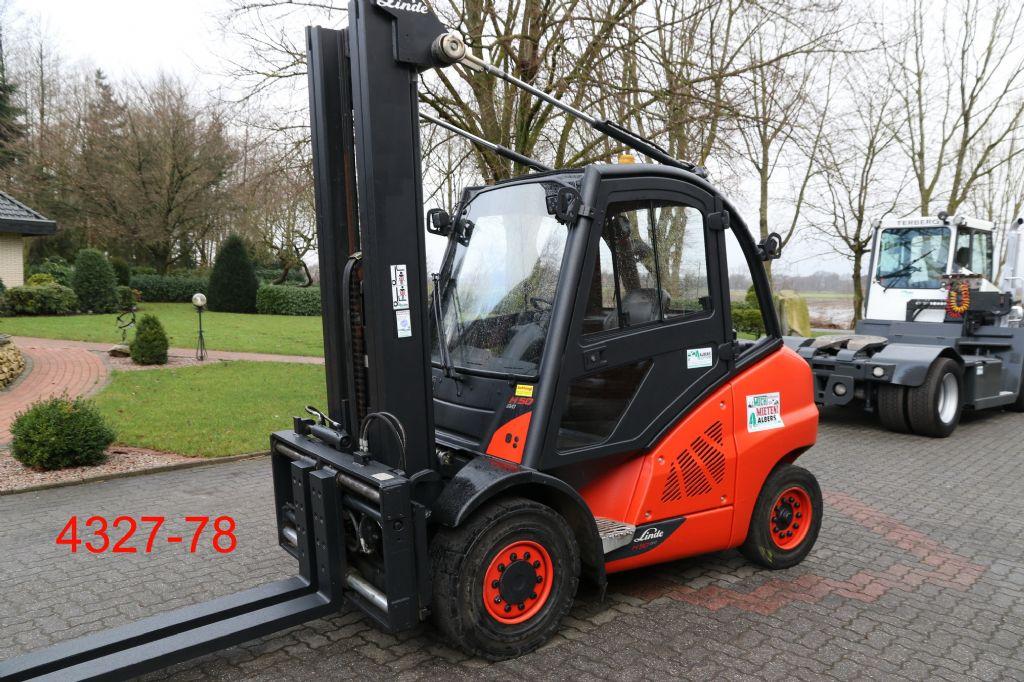 Linde-H 50 D 02-Dieselstapler-http://www.albers-gabelstapler.de