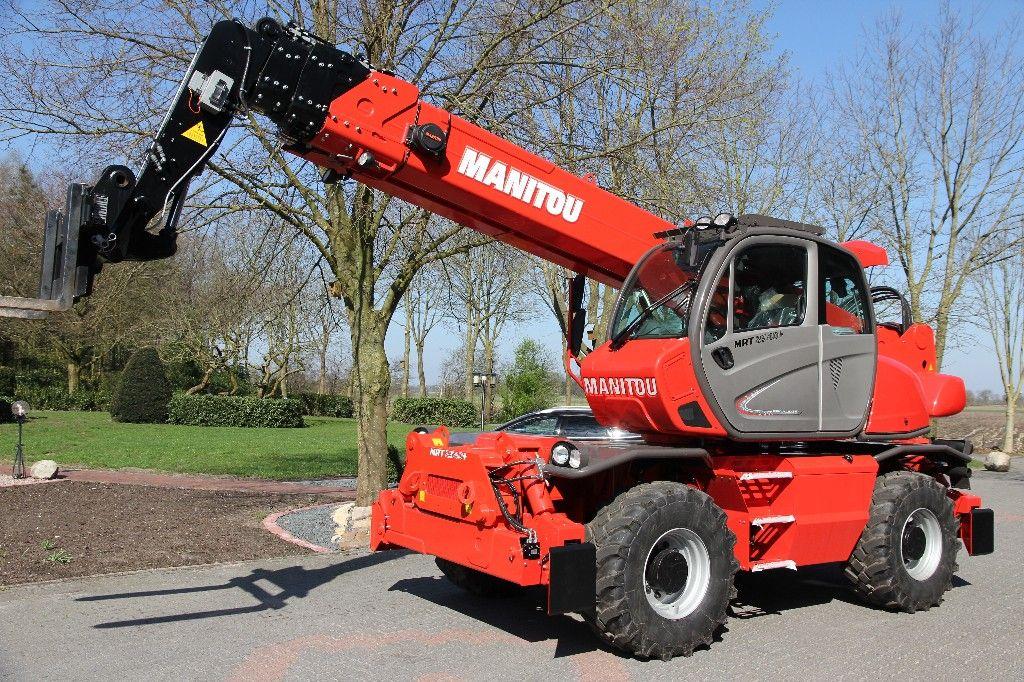 Manitou-MRT 2540 Privilege PLUS STAGE 4-Teleskopstapler drehbar-http://www.albers-gabelstapler.de