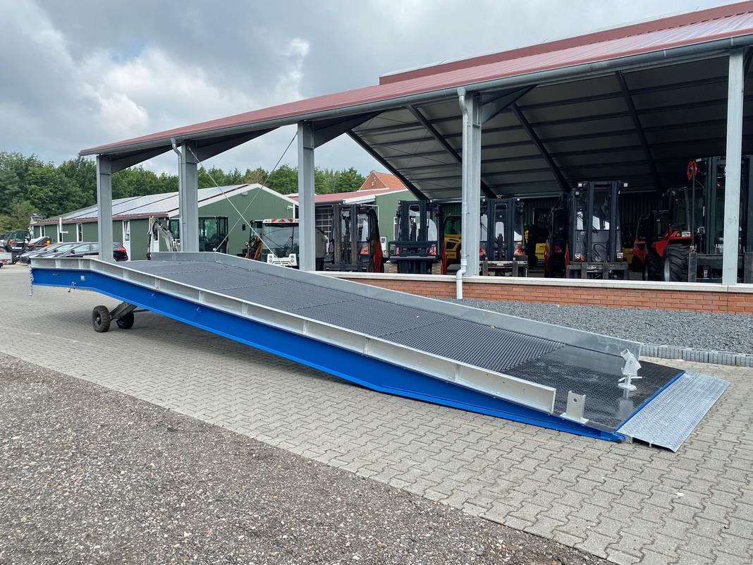 *Sonstige-Verladerampe VR 12 / 2.5-Verladerampe-http://www.heftruckcentrumemmen.nl