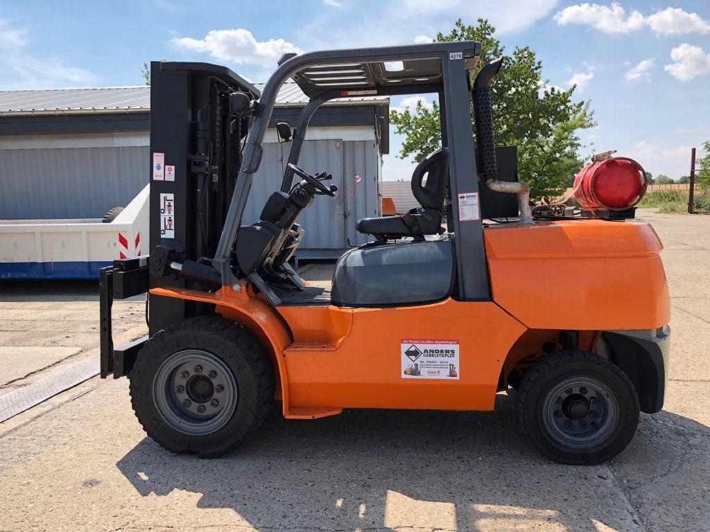 Toyota 02-7FGA50 Treibgasstapler www.anders-gabelstapler.de