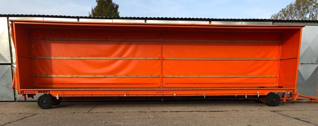 MAFI 1160-6t Industrieanhänger www.anders-gabelstapler.de