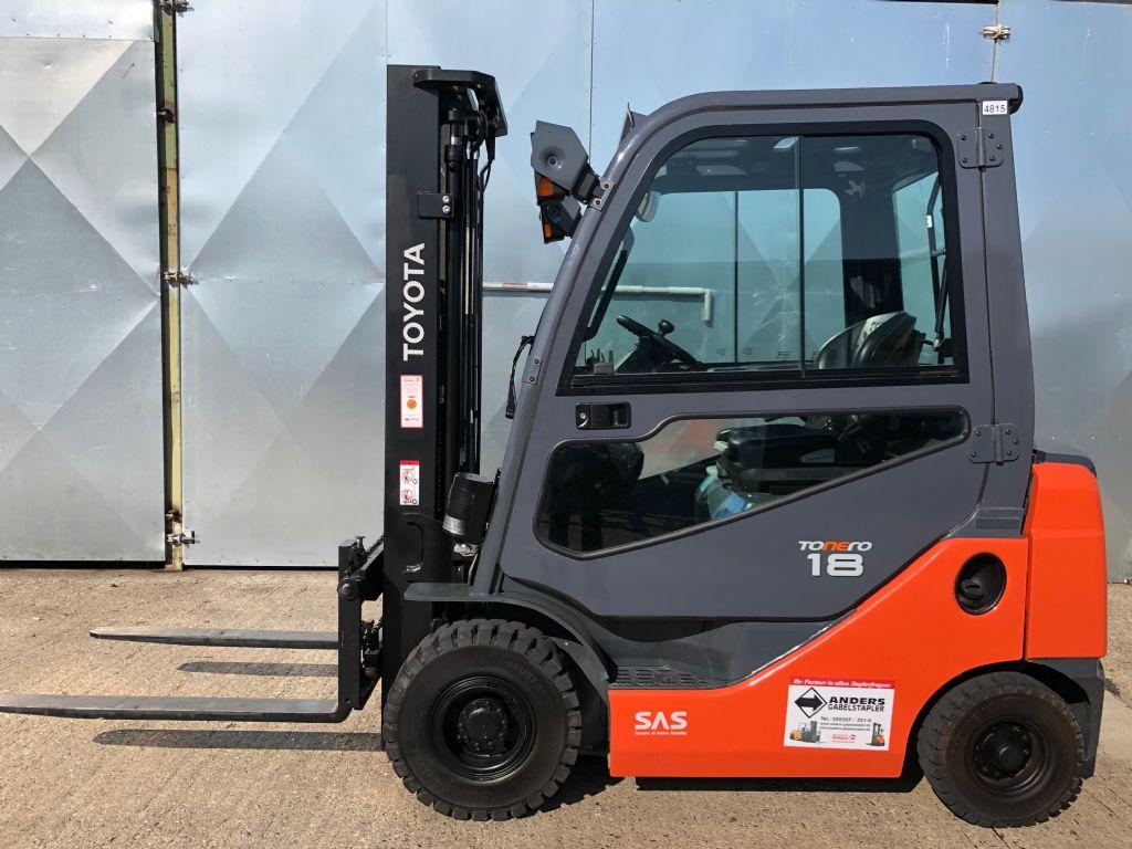 Toyota 02-8FDF18 Dieselstapler www.anders-gabelstapler.de