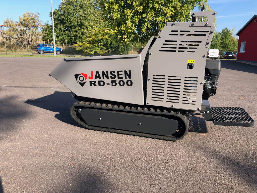 *Sonstige RD-500 Dumper www.anders-gabelstapler.de
