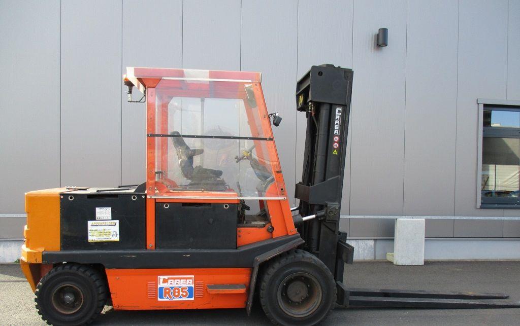 Carer-R85-Elektro 4 Rad-Stapler-http://www.appenfelder.de