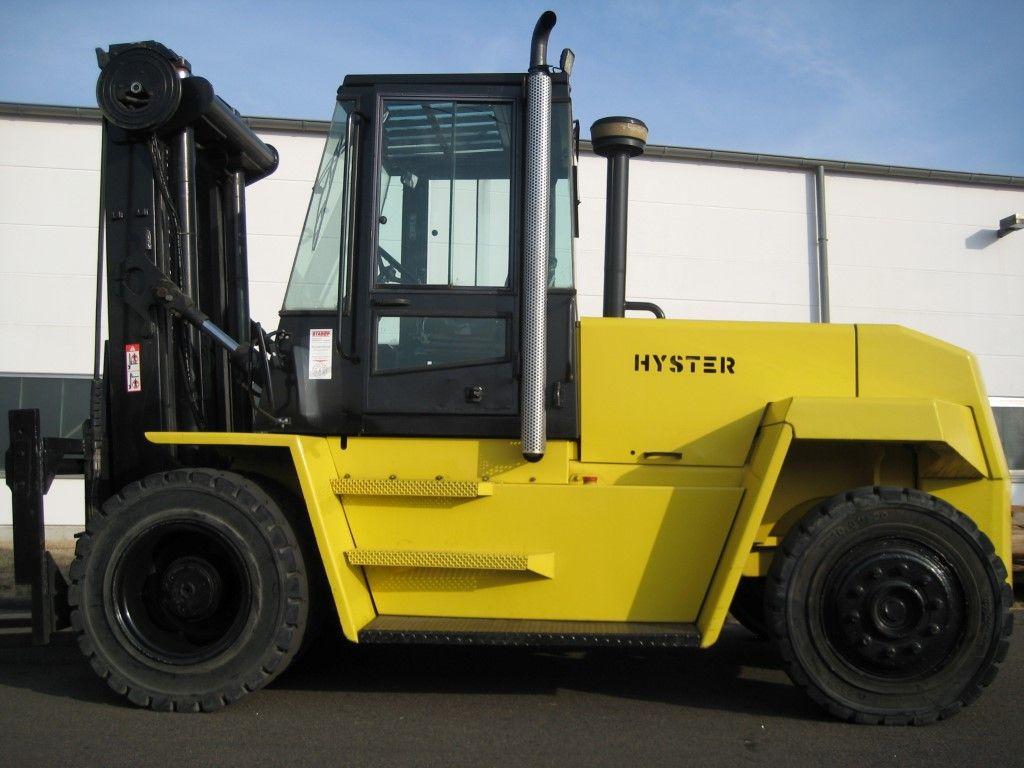 Hyster H 12.00 XL Dieselstapler www.staplerzentrum-leipzig.de