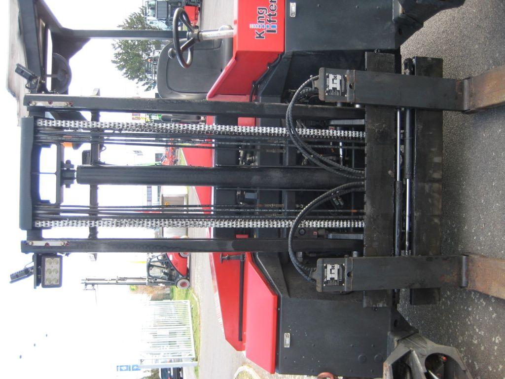 Terberg Kinglifter TKL-MC-3x3-4W 4 Wege  Mitnahmestapler www.staplerzentrum-leipzig.de