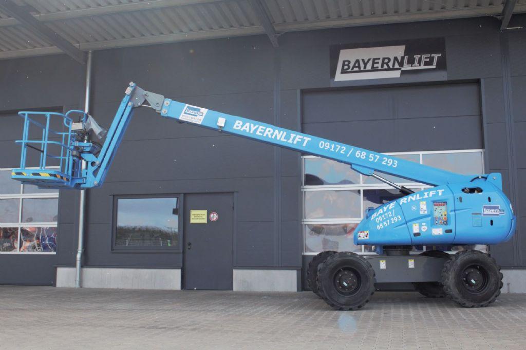 Haulotte H16TPX Teleskoparbeitsbühne www.arbeitsbuehnen-staplerverleih.de