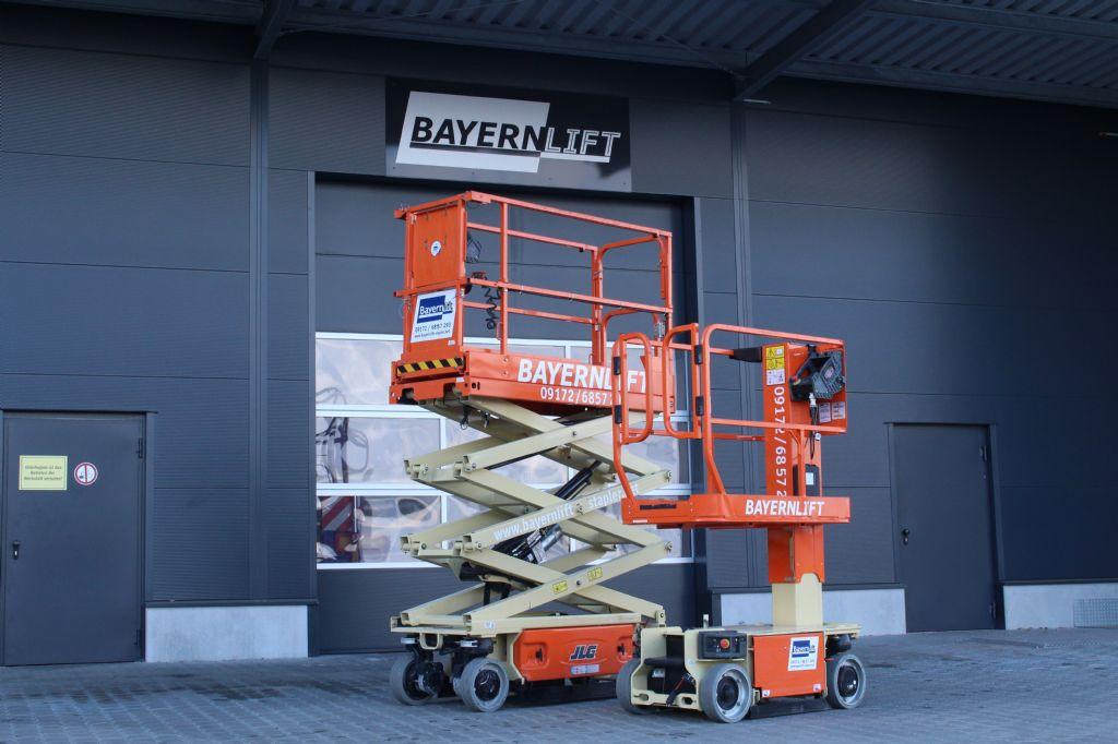 JLG ES2030 Scherenarbeitsbühne www.arbeitsbuehnen-staplerverleih.de