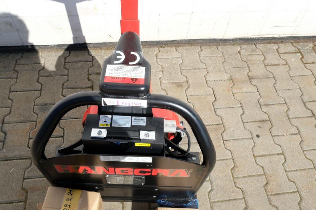 Hangcha CBD15-JC1-I Niederhubwagen www.hangcha-gabelstapler.de