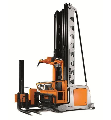 Still MX-X / MX-Q bis zu 1500 kg Schmalgangstapler www.blackforxx.com