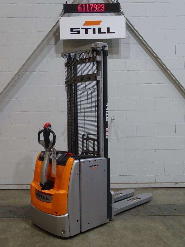 Still EXV-20/BATT.NEU High Lift stacker www.blackforxx.com