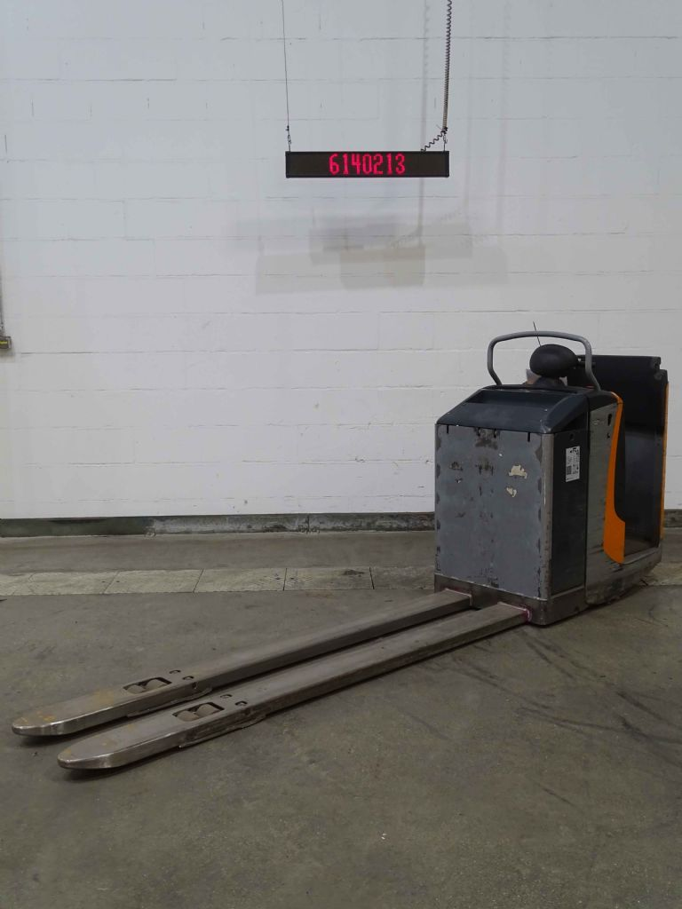 Still EXU-S24/2400MM Electric Pallet Truck www.blackforxx.com