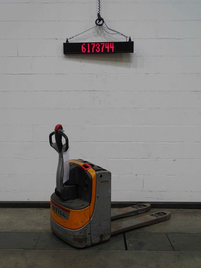 Still EXU16 Electric Pallet Truck www.blackforxx.com