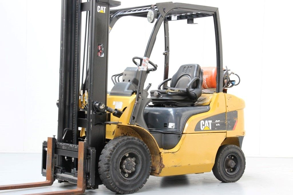 Caterpillar GP25N LPG Forklifts www.bsforklifts.com