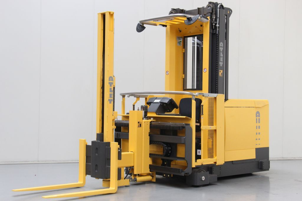 Atlet OMNI100DCR High Level Order Picker http://www.bsforklifts.com