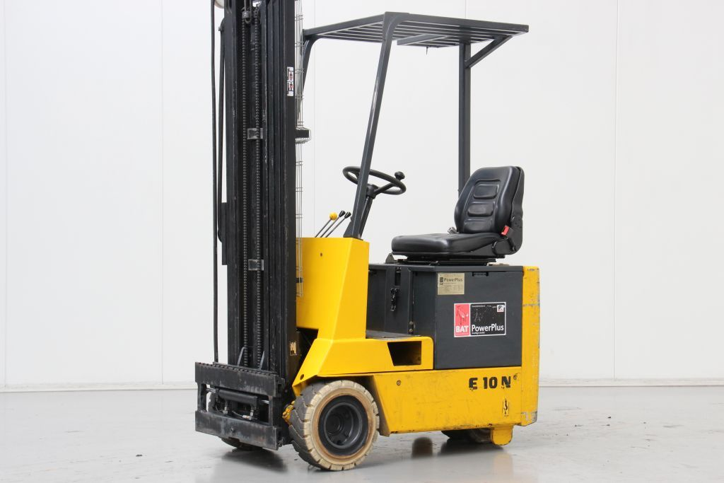 OM E10N Electric 3-wheel forklift www.bsforklifts.com