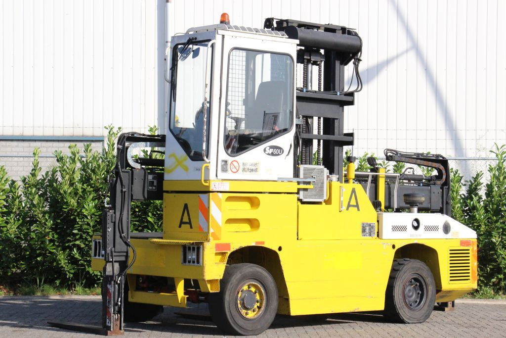 Used forklift trucks: BS Forklifts | Fantuzzi SF60U