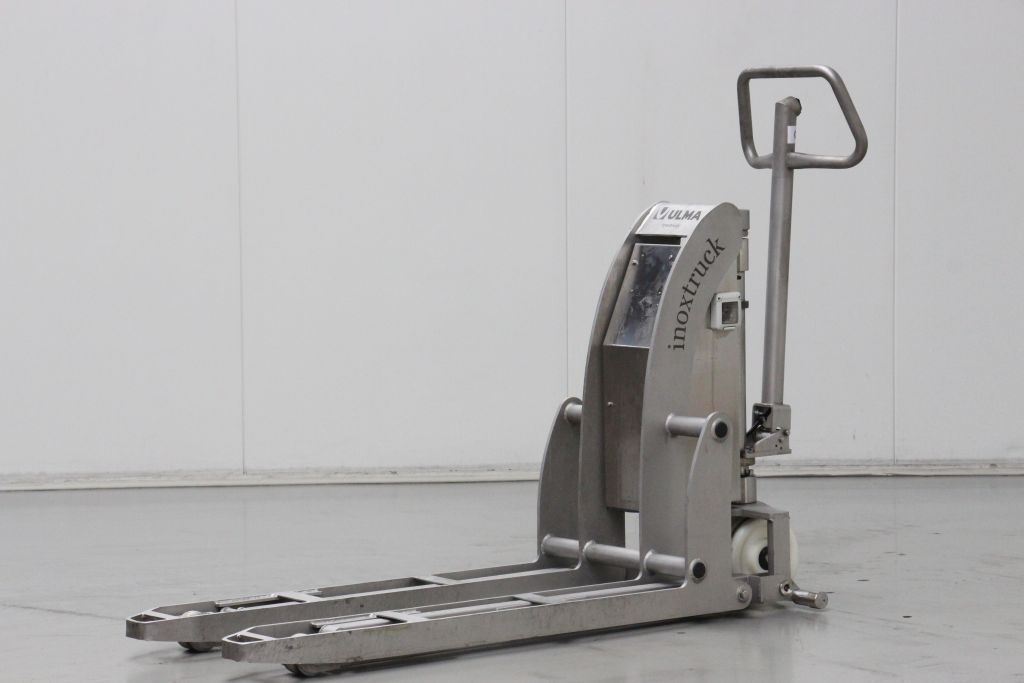 Ulma EXT10 High Lifter / Scissors Lifts www.bsforklifts.com