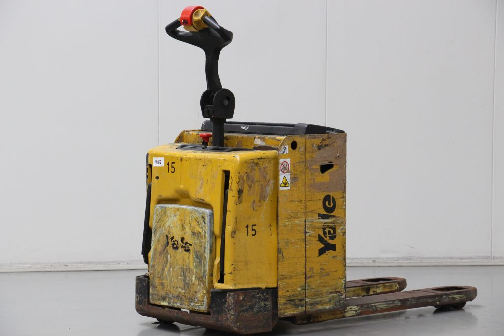 Yale MP20X Electric Pallet Truck http://www.bsforklifts.com