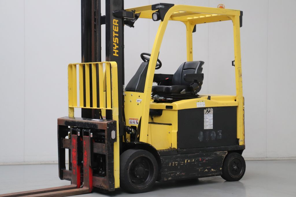 Hyster E3.2XN LWB Compact Forklifts www.bsforklifts.com