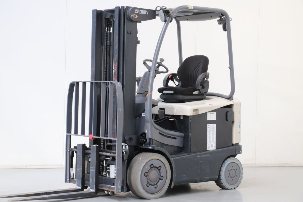 Crown FC4510-2.0 Electric 4-wheel forklift www.bsforklifts.com