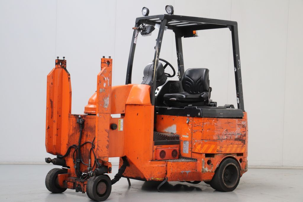 Bendi B420 Electric 4-wheel forklift www.bsforklifts.com