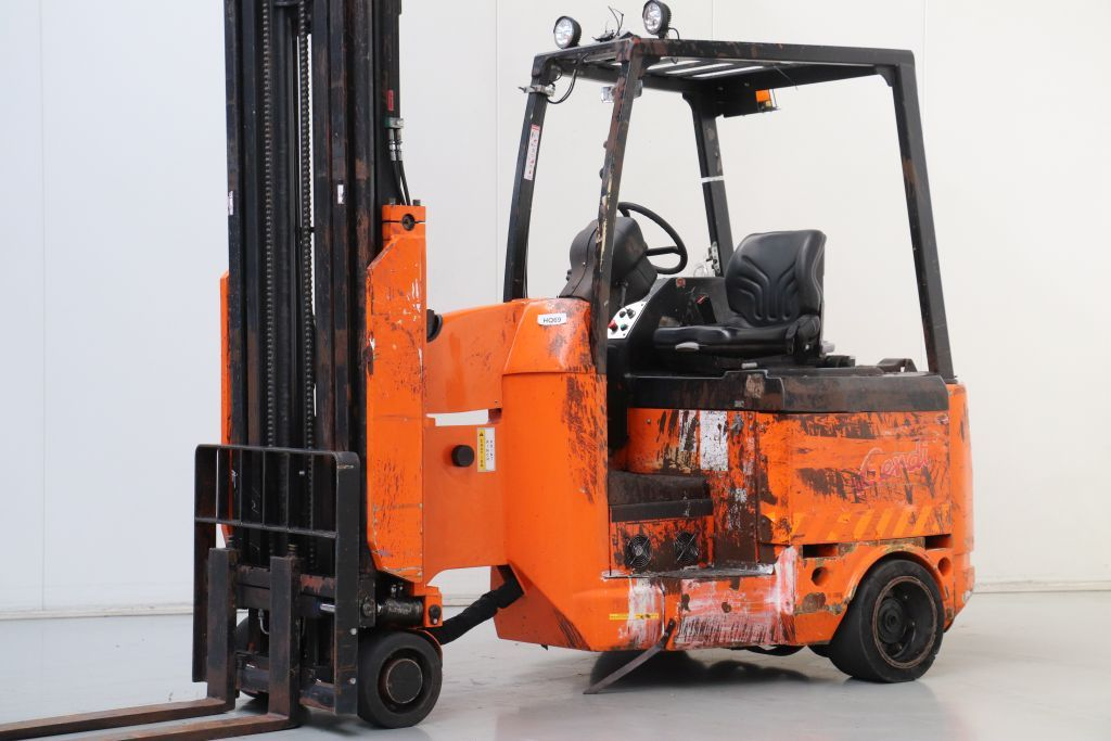 Bendi BE420HL Electric 4-wheel forklift www.bsforklifts.com