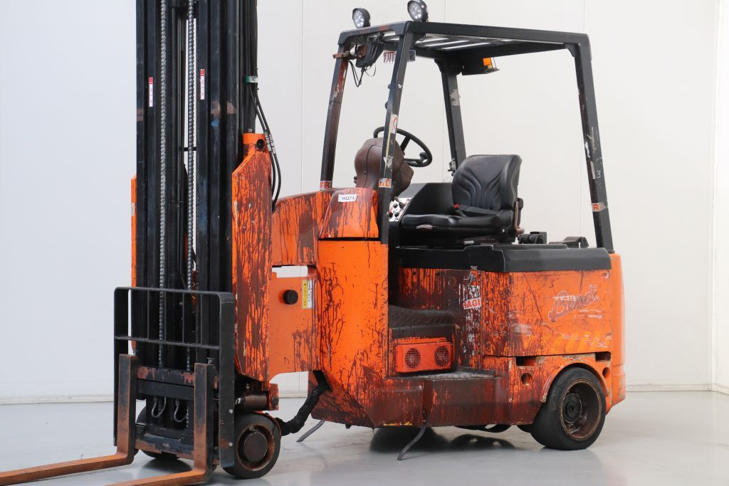Bendi BE40HL Electric 4-wheel forklift www.bsforklifts.com