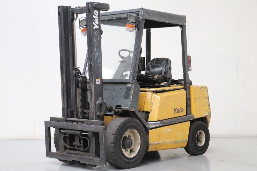 Yale GLP30TF LPG Forklifts www.bsforklifts.com
