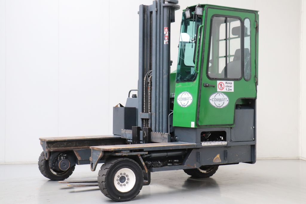 Combilift C5000X Four-way side loader www.bsforklifts.com