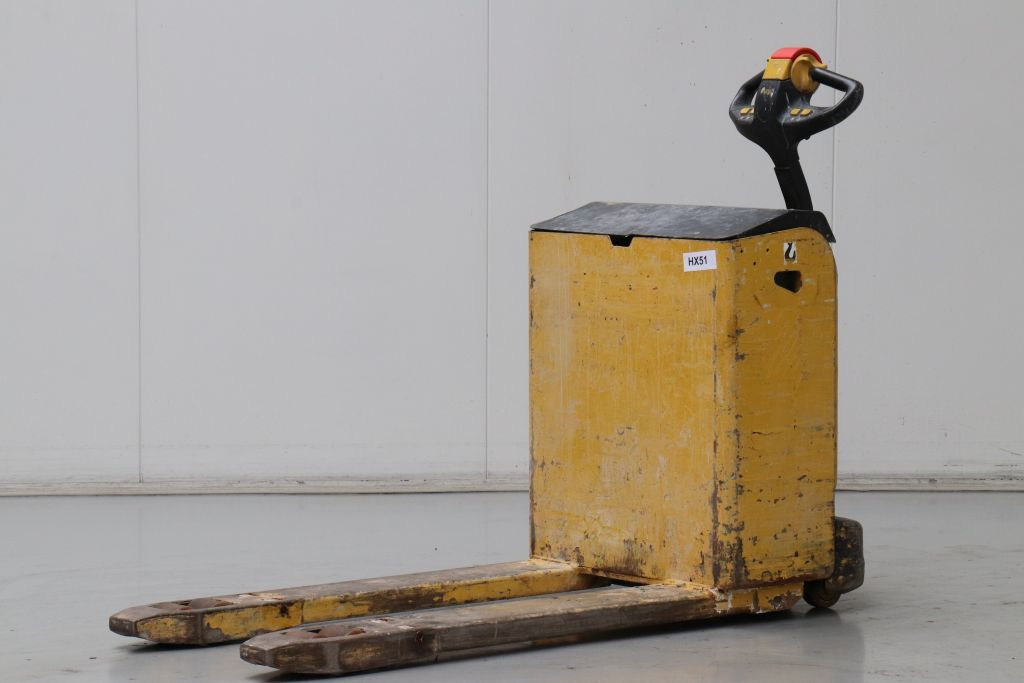 Yale MP20LAC Electric Pallet Truck www.bsforklifts.com