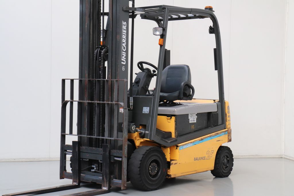 Atlet 1Q2L25T Electric 4-wheel forklift www.bsforklifts.com