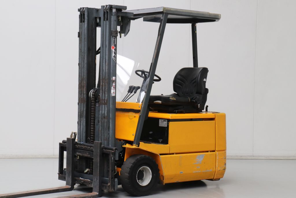 Mic JE15-88/435DZ Electric 3-wheel forklift www.bsforklifts.com