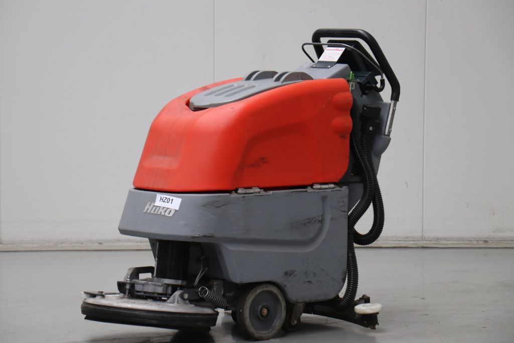 Hako B30 Sweepers and vacuum cleaning machine www.bsforklifts.com