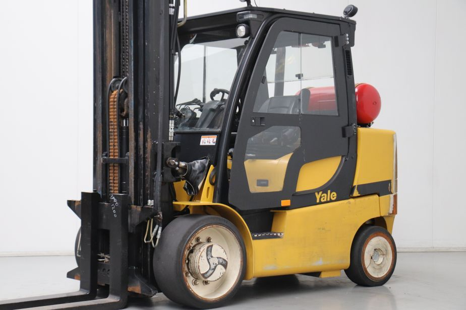 Yale GLC70VX Compact Forklifts www.bsforklifts.com