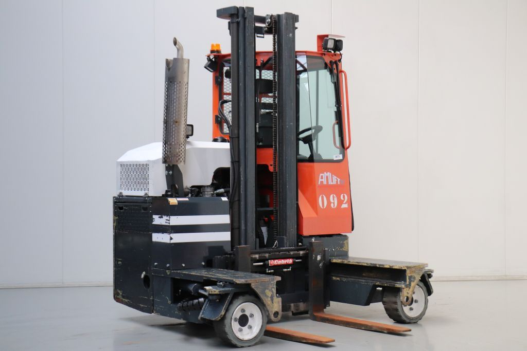 Amlift Combi 25 08/40GPL Four-way side loader www.bsforklifts.com