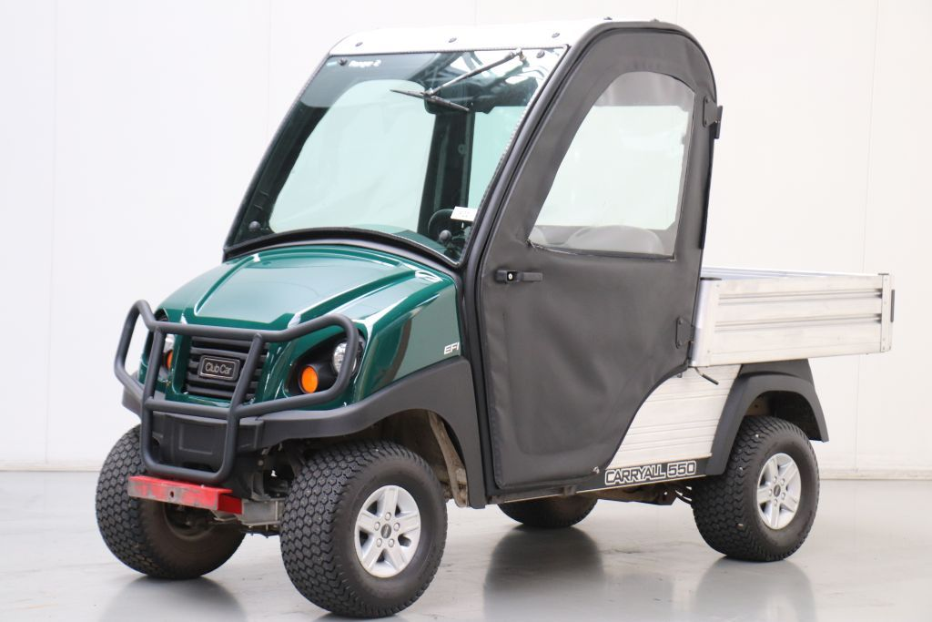 Clubcar CarryAll 550 Commercial vehicle www.bsforklifts.com