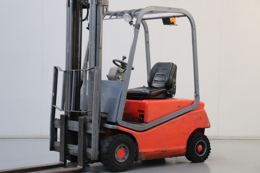 Cesab CBE1.5F Electric 4-wheel forklift www.bsforklifts.com