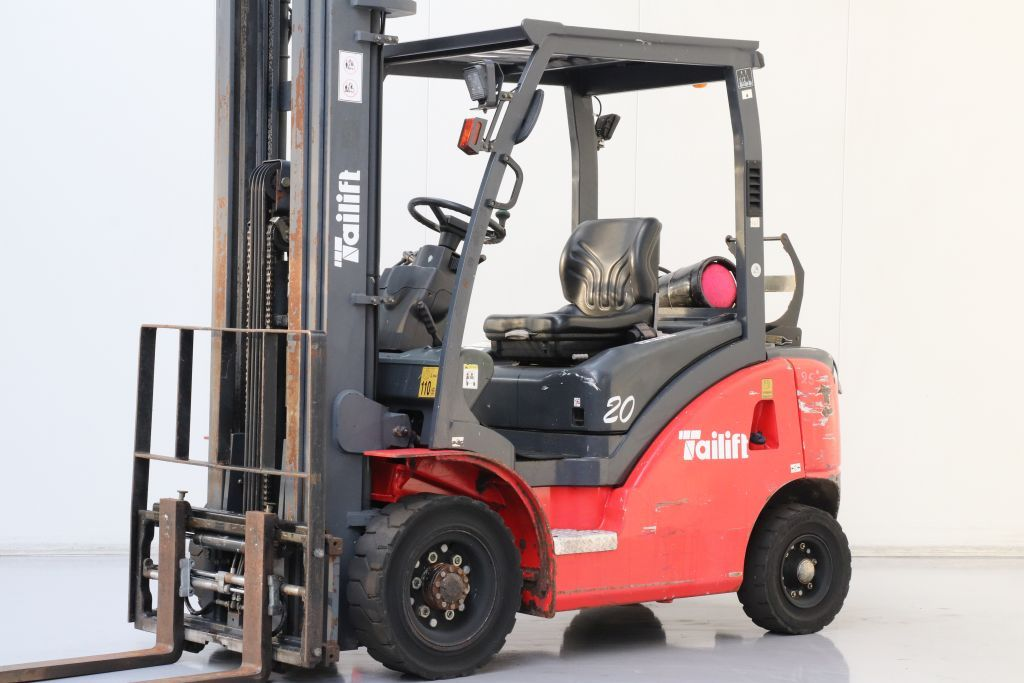 Tailift HFG20 Frontale Gpl www.bsforklifts.com