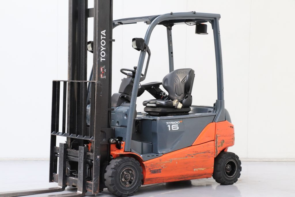 Toyota 8FBMT16 Electric 4-wheel forklift www.bsforklifts.com