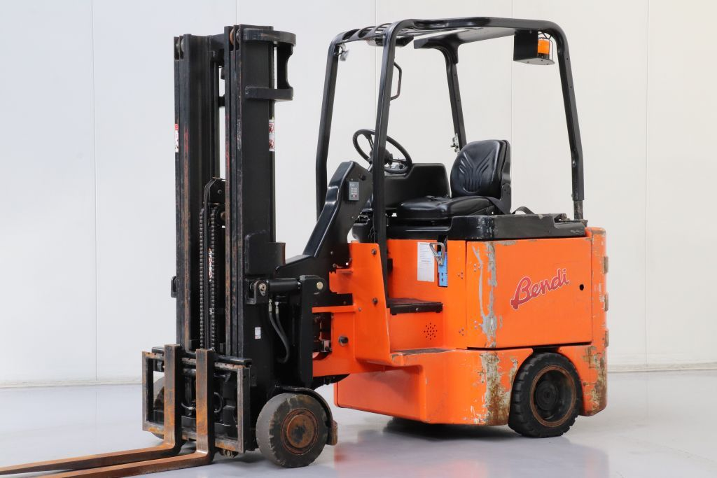 Bendi BE4047XSS Electric 4-wheel forklift www.bsforklifts.com